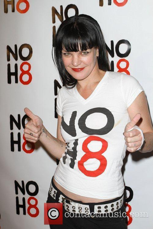 Pauley Perrette and House Of Blues 2