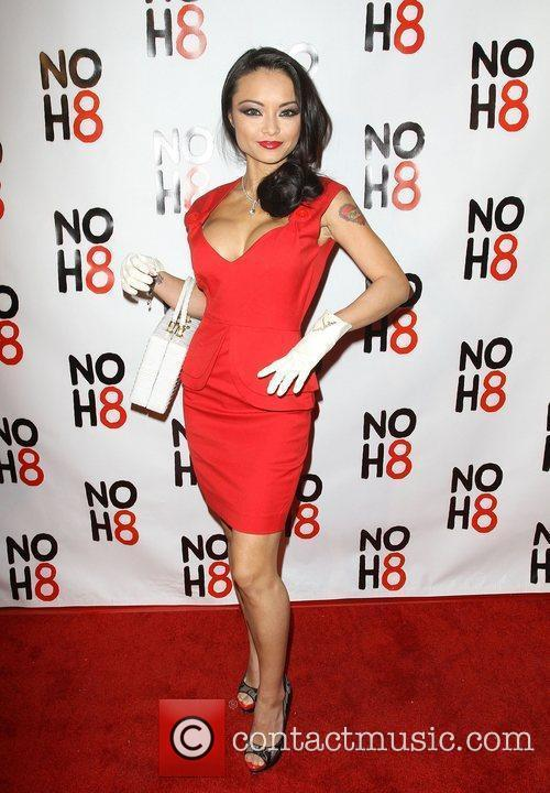 Tila Tequila NOH8's 3 year Anniversary Celebration held...