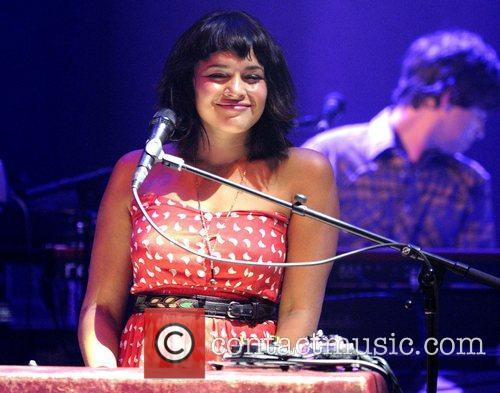 Norah Jones performs live at Massey Hall in...