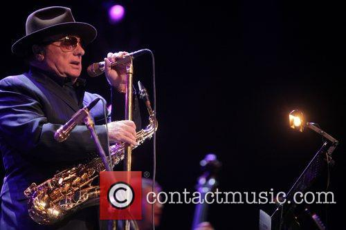 Van Morrison and North Sea Jazz Festival