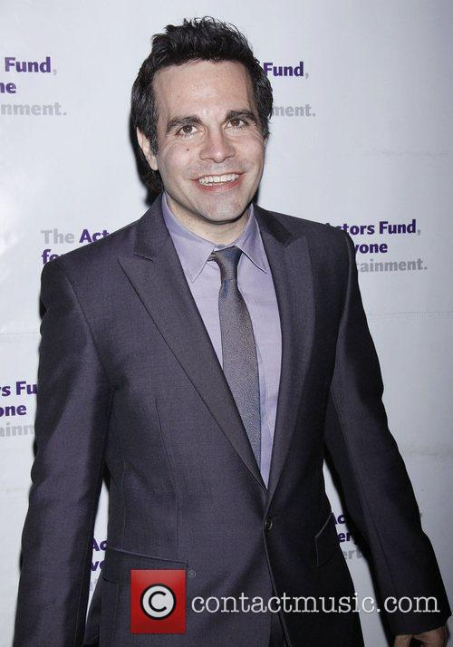 Mario Cantone  After party for 'Nothing Like...