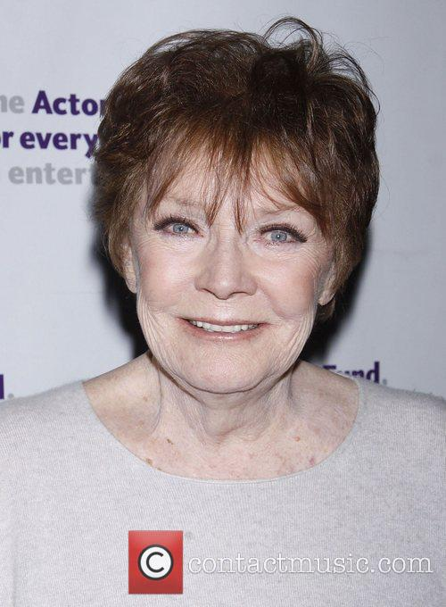 Polly Bergen  After party for 'Nothing Like...