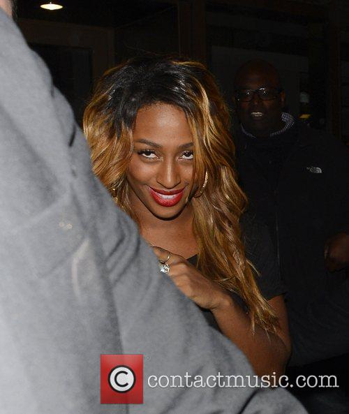 Alexandra Burke and Novikov 6