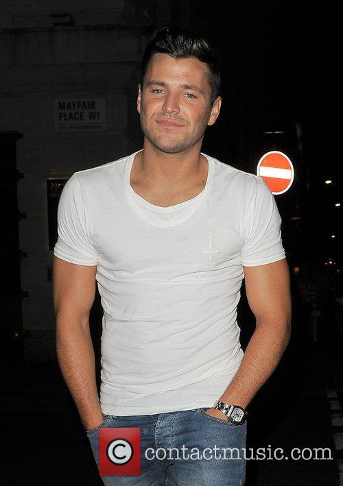 mark wright enjoys a night out at 4045575