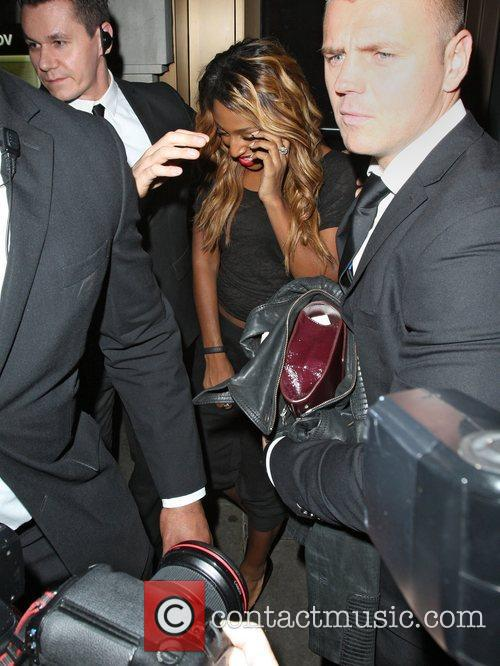 Alexandra Burke and Novikov 8