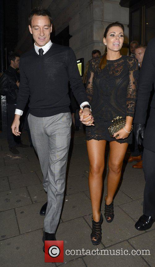 Leave Novikov restaurant in Mayfair