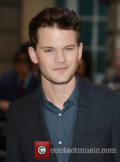 Jeremy Irvine European film premiere of 'Now Is...