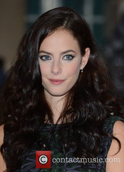 Kaya Scodelario European film premiere of 'Now Is...