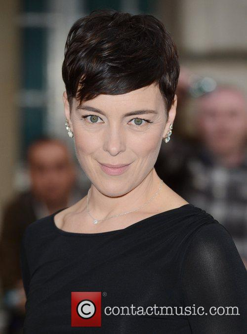 Olivia Williams European film premiere of 'Now Is...