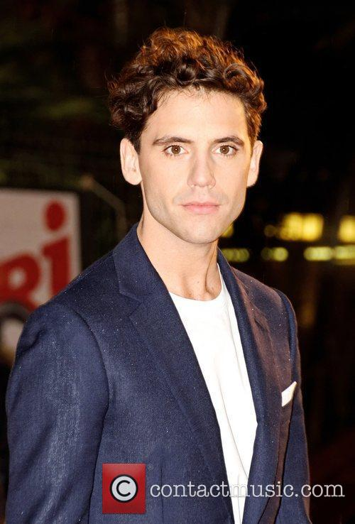 Mika and Nrj Music Awards 5
