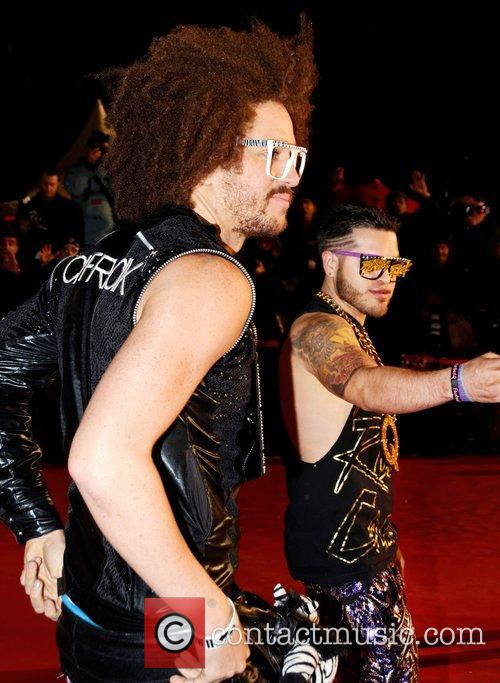Lmfao and Nrj Music Awards 2