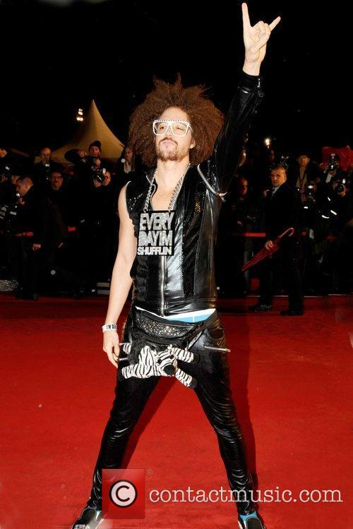 Lmfao and Nrj Music Awards 5