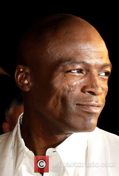 Seal and Nrj Music Awards 4