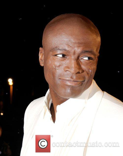 Seal and Nrj Music Awards 1