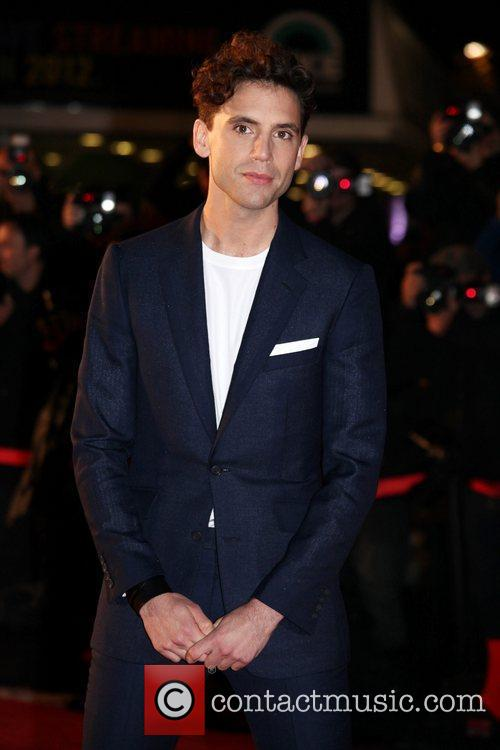 Mika and Nrj Music Awards 2