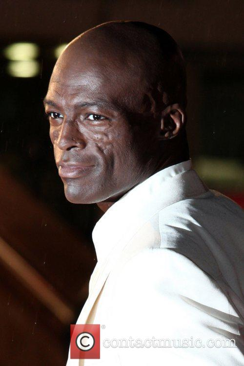 Seal and Nrj Music Awards 2