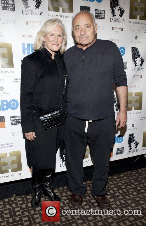 Glenn Close and Burt Young 2