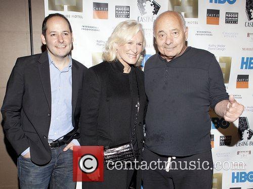 Tom Donahue, Glenn Close and Burt Young 2