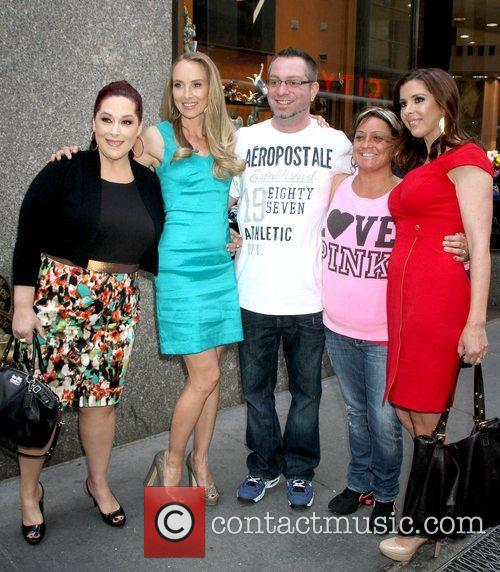 Carnie Wilson, Chynna Phillips and Wendy Wilson 2