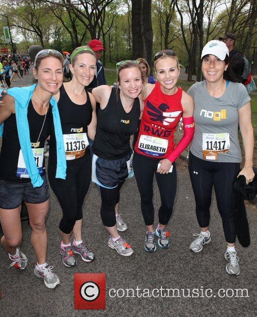 Elisabeth Hasselbeck and Central Park 3