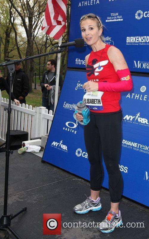 Elisabeth Hasselbeck and Central Park 7
