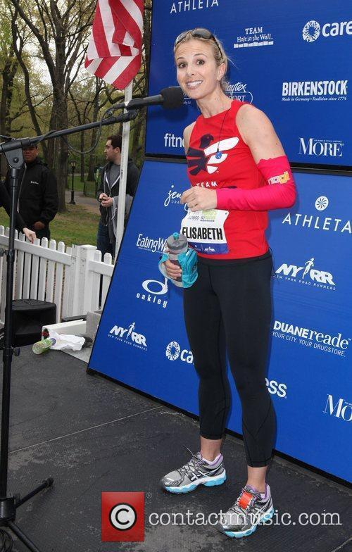 Elisabeth Hasselbeck and Central Park 8