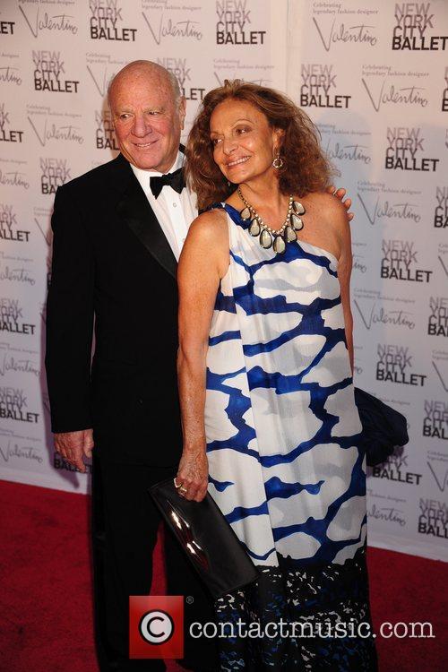 Barry Diller, Diane and Furstenberg 2