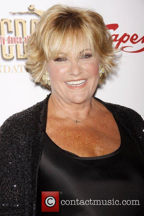 Lorna Luft,  at the NYC Dance Alliance...