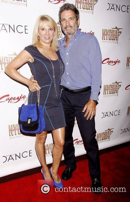 Ramona Singer and her husband Mario Singer from...