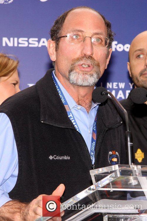 ING New York City Marathon celebrity runners press...