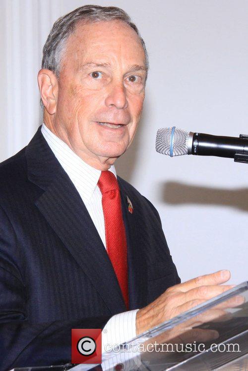 Mayor, New York City and Michael Bloomberg 2
