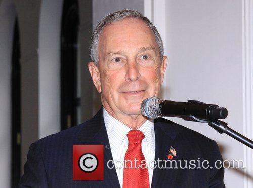 Mayor, New York City and Michael Bloomberg 3