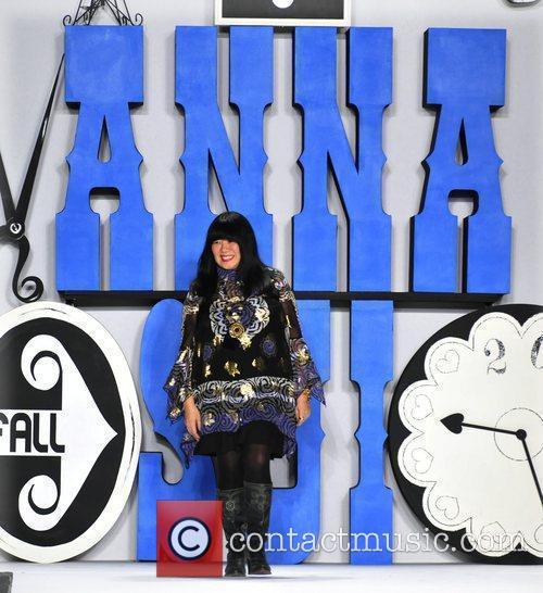 Anna Sui Mercedes-Benz Fashion Week - Fall 2012...