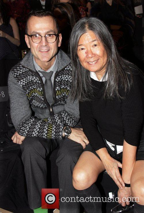 Steven Kolb and Yeohlee Teng Mercedes-Benz Fashion Week...