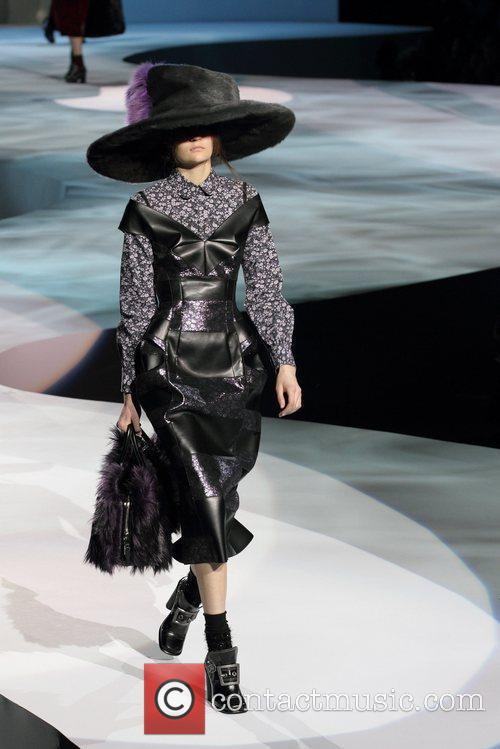 Mercedes-Benz Fashion Week - Fall 2012 - Marc...
