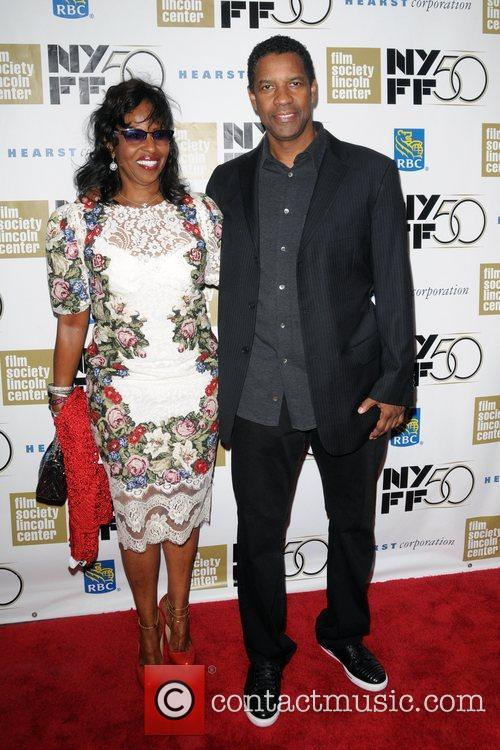 Pauletta Washington, Denzel Washington