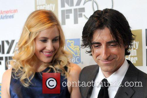 Greta Gerwig, Noah Baumbach, Annual, New York Film Festival, Premiere, Frances Ha, New York City and Sept 9