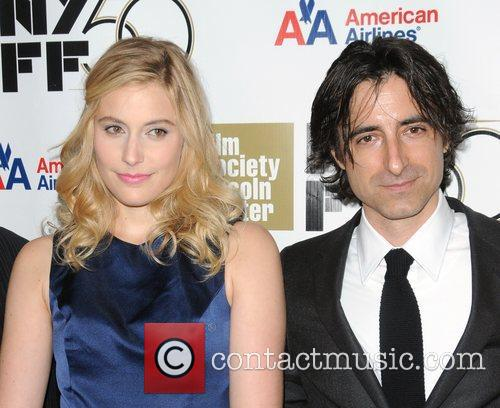 Greta Gerwig and Director Noah Baumbach 3
