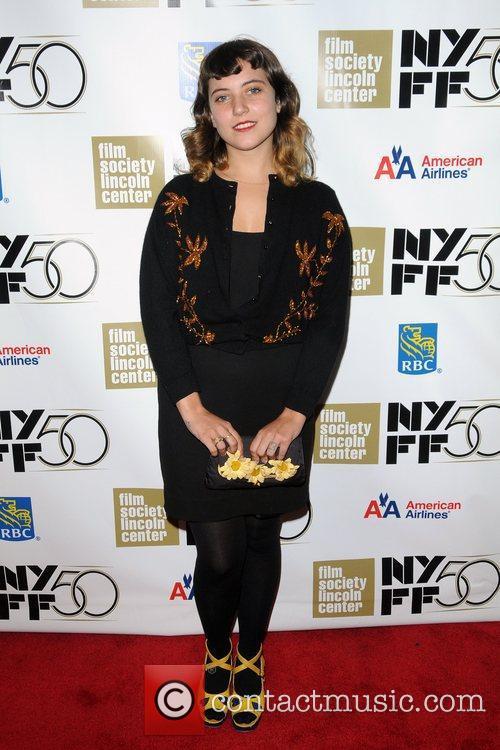 Hannah Dunne The 50th New York Film Festival...