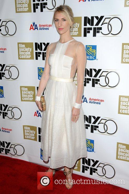 Mickey Sumner The 50th New York Film Festival...