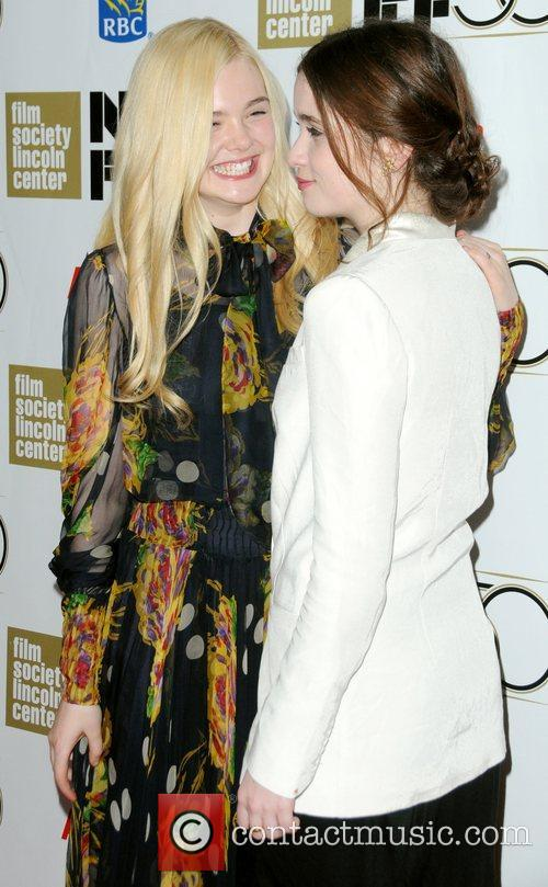 elle fanning and alice englert 50th annual 4118538
