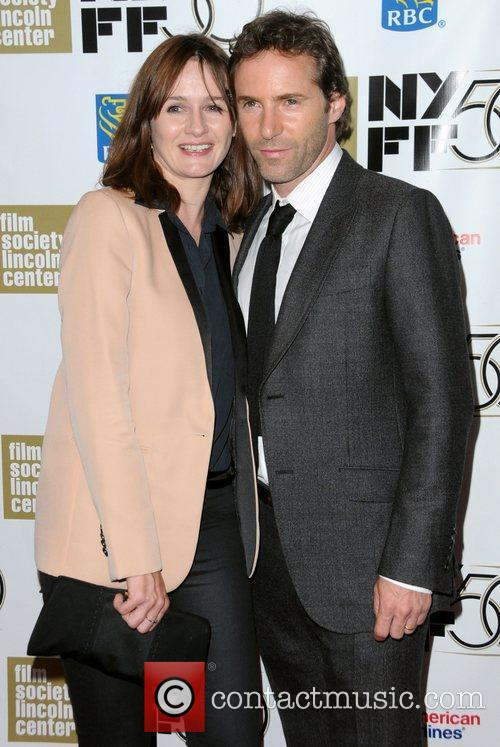 Emily Mortimer and Alessandro Nivola 4