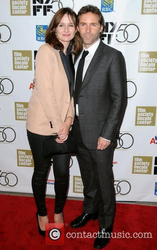 Emily Mortimer and Alessandro Nivola 1