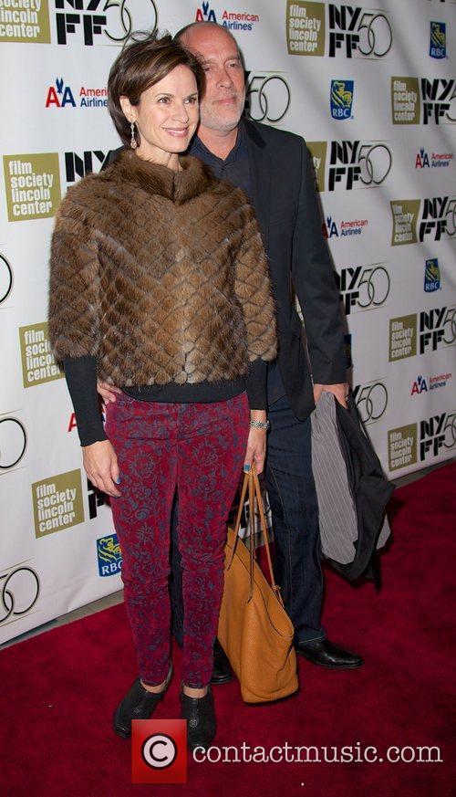 Elizabeth Vargas and Marc Cohn 1