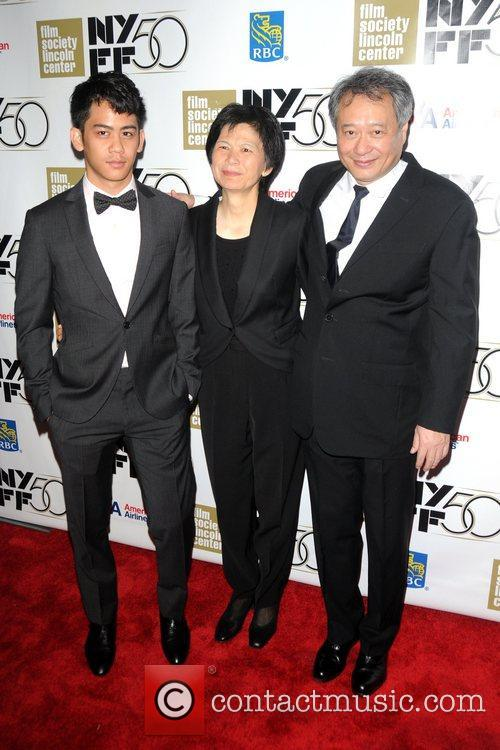 Ang lee new york film festival 2012 opening night for Life of pi family