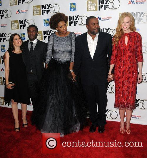 Naella Gordon, David Oyelowo, Macy Gray, Lee Daniels and Nicole Kidman 2