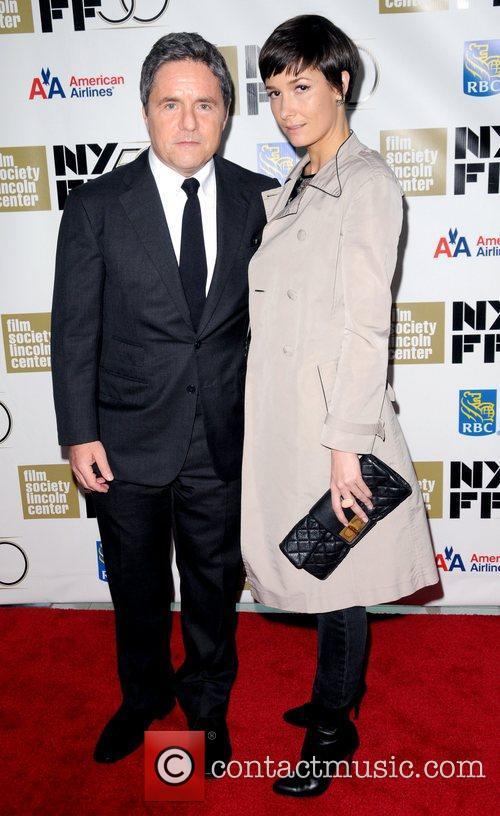Brad Grey and Cassandra Huysentruyt Grey...