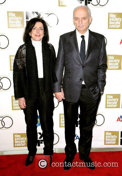 Denise Kelly and David Chase 1