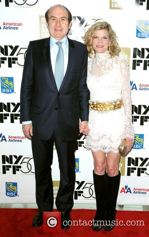 Philippe Dauman and Debbie Dauman 6