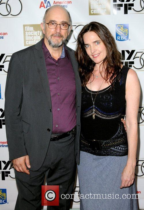 richard schiff with sheila kelley the 50th 4116069